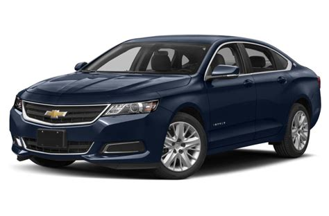 Chevrolet Photo 2018 chevrolet impala overview cars