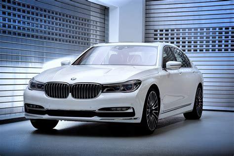 Wallpaper Bmw 750li Xdrive Solitaire, Luxury Car, White