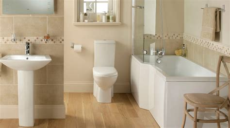 Complete Bathroom Suites