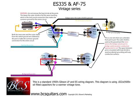 wiring diagram for gibson es 335 gibson 57 classic 4 conductor wiring diagram