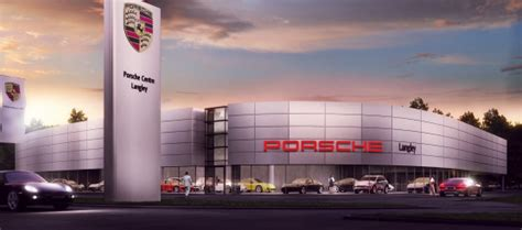 porsche dealership event new porsche dealership opening in fall 2014 to