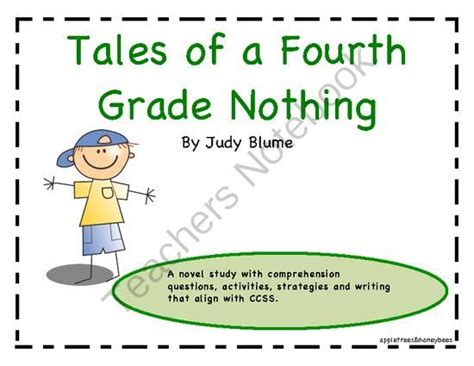 about tales of a fourth grade nothing on