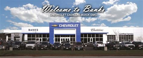 About Chevy Dealership Serving Manchester Nh  Banks Chevrolet