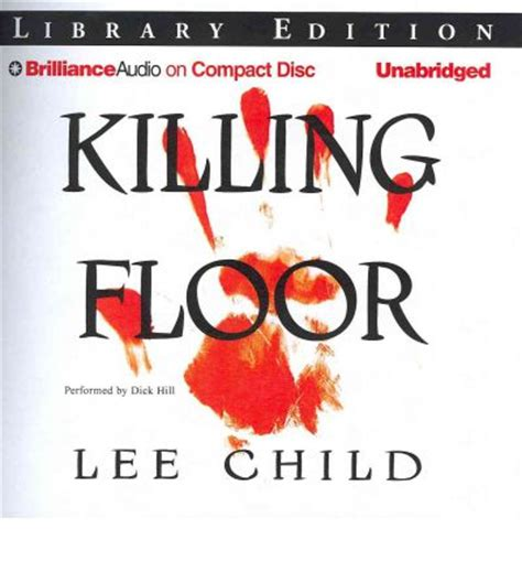 reacher killing floor killing floor child hill 9781455893706