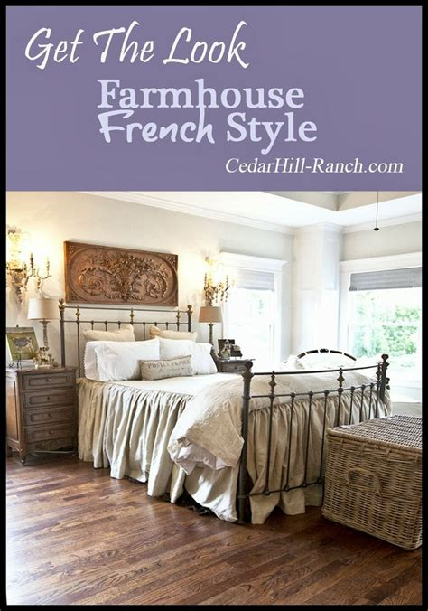 Get Look Farmhouse Style by 63 Best Country Bedrooms Images On