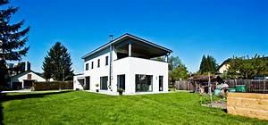 Haus Mit Pultdach : modernes einfamilienhaus fertighaus fam z2 mit pultdach ~ Lizthompson.info Haus und Dekorationen