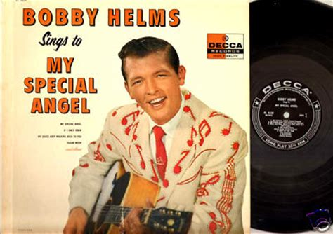 bobby helm original popsike bobby helms sings to my special angel orig