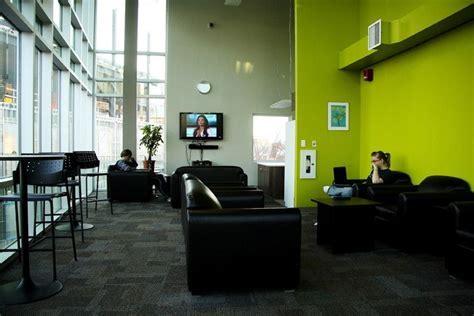 Take a tour through the curvy and creative McFeetors Hall
