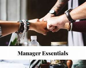 Manager Essentials Training
