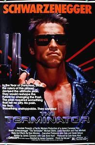 Terminator 1 poster auxiliary font - forum   dafont.com