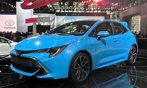 New Model Car 2019 Toyota Corolla 2019 Png