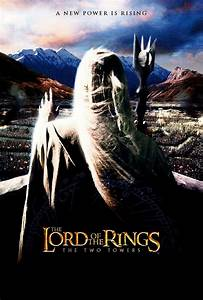 The Lord Of The Rings The Two Towers Poster 4   Mr Movie ...