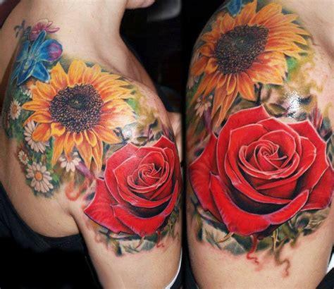 flowers tattoo  jurgis mikalauskas  tattoos