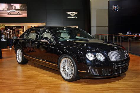 2009 bentley flying spur 2009 bentley continental flying spur speed gallery