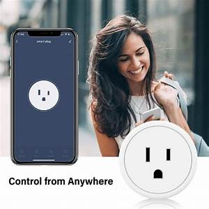 Amazon  Wifi Smart Plug  7 79 After Code  Reg   12 99