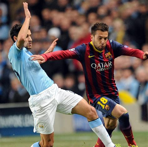 Manchester City vs. Barcelona: Live Player Ratings for ...