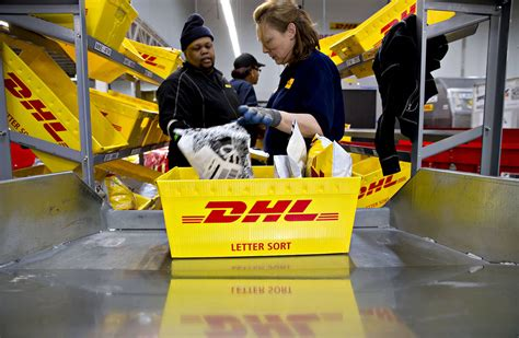 Dhl Steps Back Into U.s. Package Delivery In Challenge To