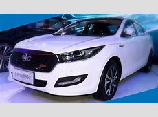 New FAW B50 Another Chinese Car that Needs A Pakistan
