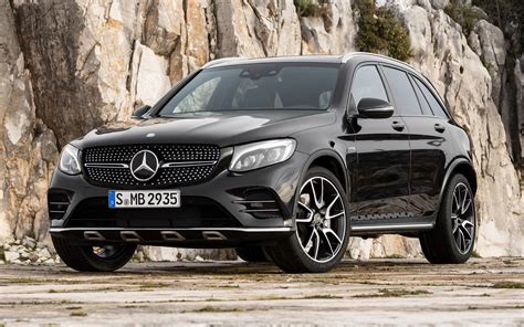 Mercedes Glc Class Wallpapers by 2016 Mercedes Amg Glc 43 Wallpapers And Hd Images Car