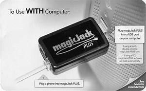 Mjreg Com  Magicjack Setup Guide  How To Installation  U0026 Activate