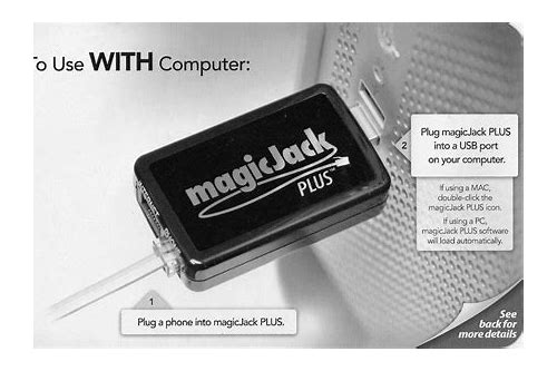 magic jack plus baixar do software installation