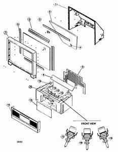 Hitachi Projection Tv Parts