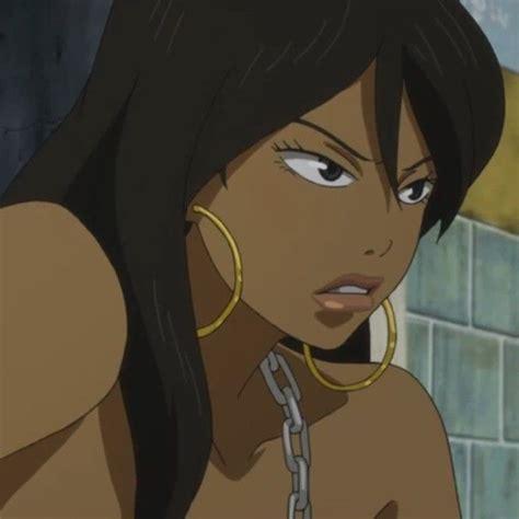 Cool Black Girl Aesthetic Cartoon Pfp Elegance Nancy