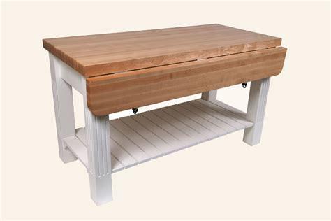 kitchen island boos boos grazzi kitchen island table w maple top 8