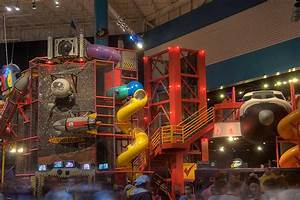 Photo 617-12: Kids Place in NASA Space Center Museum ...