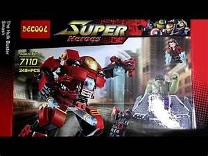 Lego 76031 Marvel SuperHeroes Hulkbuster Rescue Mission ...