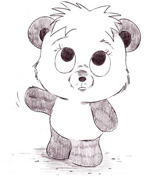 christopher hart cartoon animals cute panda bear