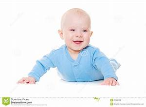 Laughing Baby Boy Royalty Free Stock Images - Image: 25565459