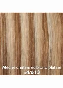 Chatain Meche Blonde : frange clips m ch chatain blond platine cheveux indiens ~ Melissatoandfro.com Idées de Décoration