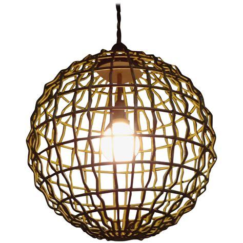 large industrial chandelier large industrial mid century modern orb pendant chandelier