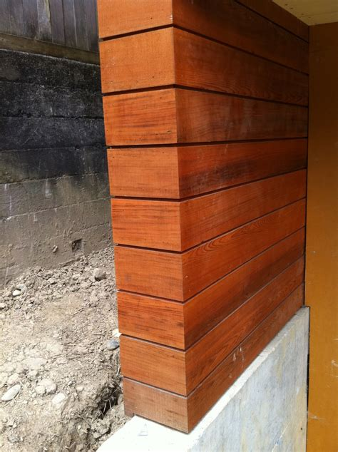 shiplap wood siding following the construction on 34th ave siding woes