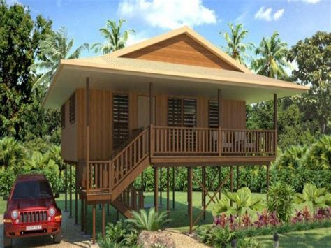 4 Homes With Design Focused On Beautiful Wood Elements by Small Bungalow House Plans