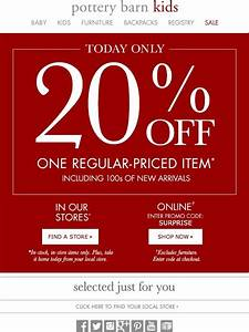 promo code pottery barn pottery barn furniture coupons With 20 pottery barn coupons