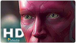 Avengers 4   The Return Of Vision  2019  Marvel Superhero Movie Hd