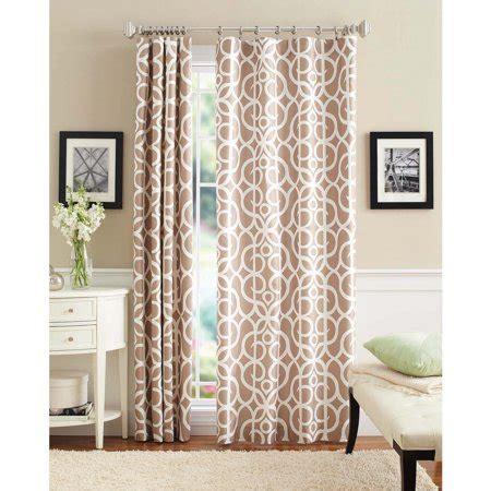 Wal Mart Drapes - better homes and gardens marissa curtain panel walmart
