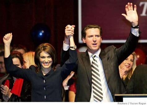 guilfoyle kimberly newsom husband gavin wife married fox years mayor unsuccessful anchor single know 3rd reflects downs ups anderson court