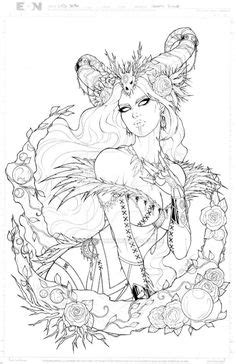 Indian Headdress Coloring Page - Bing Images | Adult