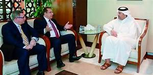 Qatar and US discuss growth in trade ties - The Peninsula ...