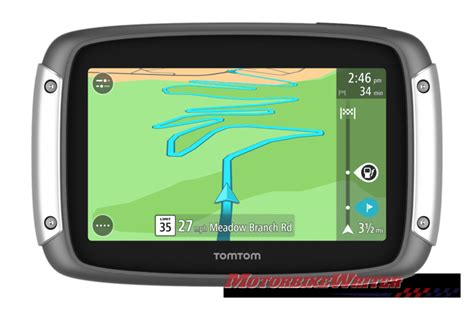 tomtom rider 400 biker s guide to picking the best motorcycle gps