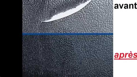 réparer canapé cuir réparer cuir rénover cuir atg005 voiture entretien
