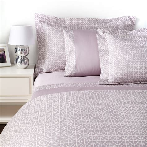 frette orchidales bedding lilac bloomingdale s