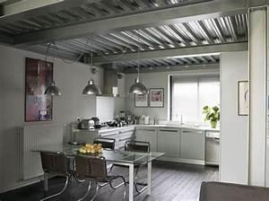 Arum Dans La Maison : le m tal dans la maison elle d coration ~ Melissatoandfro.com Idées de Décoration