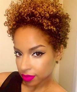 30 Super Short Natural Hairstyles For Black Women Http
