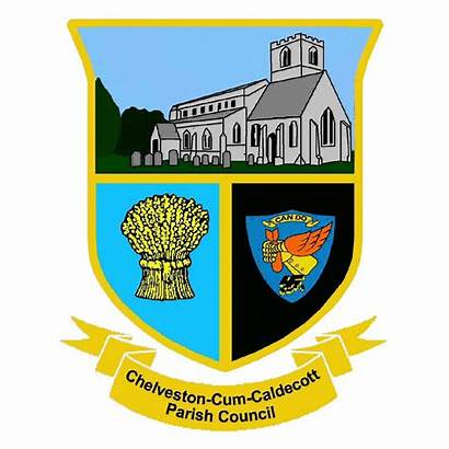 Parish Council Chelveston Cum Caldecott Logos Ndp