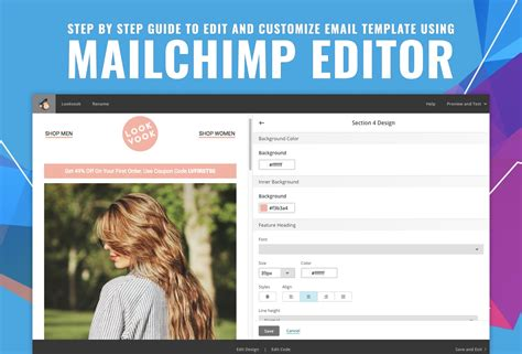delete image mailchimp template edit and customize email template with mailchimp mailerstock