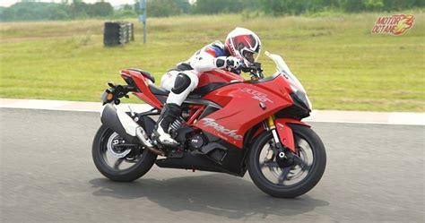 Review Tvs Apache Rr 310 by Tvs Apache Rr 310 Review A New Breed 187 Motoroctane